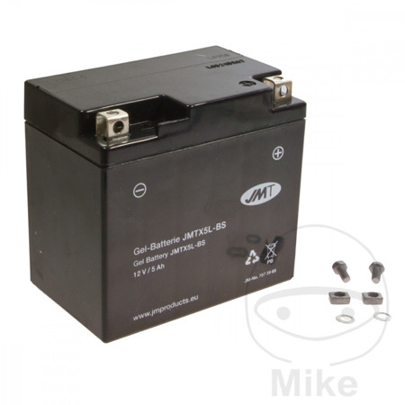 Akumulator JMT /żelowy/ YTX5L-BS (WPX5L-BS)