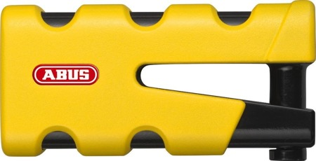 Blokada tarczy hamulcowej GRANIT Sledg 77 grip yellow