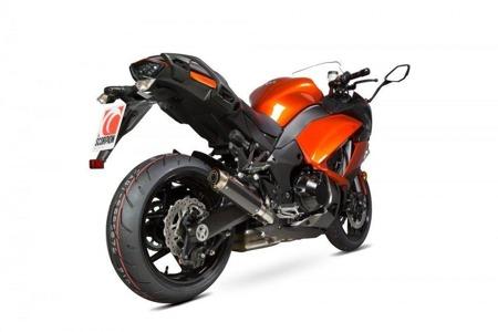 Kawasaki Z1000 SX 14/17 RP1-GP Slip-on Carbon KA1014CEM