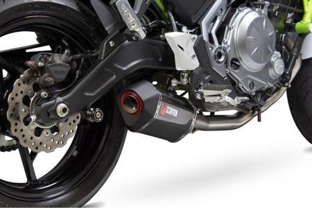 Kawasaki Z650 17/18 Serket Full System Carbon RKA117SYSCEO
