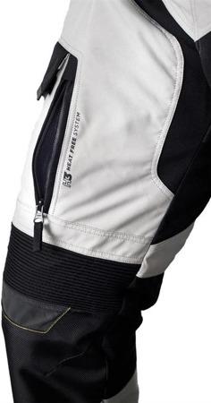 Spodnie SHIMA RIFT szare