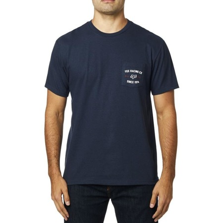 T-SHIRT FOX SPEED THRILLS POCKET MIDNIGHT