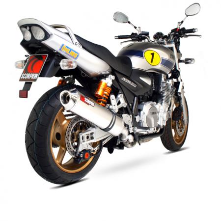 XJR 1300 2007+ FACTORY OVAL STAL EYA80SEO